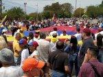Concentración de apoyo a Juan Guaidó a Venezuela  04-03-2019 (10)