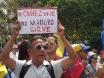 Concentración de apoyo a Juan Guaidó a Venezuela  04-03-2019 (14)
