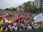 Concentración de apoyo a Juan Guaidó a Venezuela  04-03-2019 (27)