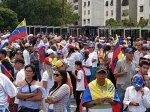 Concentración de apoyo a Juan Guaidó a Venezuela  04-03-2019 (8)