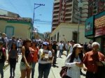 Marcha contra la Represiòn y la liberaciòn de Carlos Pancho Ramìrez Mèrida 18-05-2017 (1)