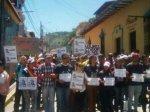 Marcha contra la Represiòn y la liberaciòn de Carlos Pancho Ramìrez Mèrida 18-05-2017 (13)