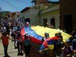 Marcha contra la Represiòn y la liberaciòn de Carlos Pancho Ramìrez Mèrida 18-05-2017 (14)