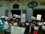 Marcha contra la Represiòn y la liberaciòn de Carlos Pancho Ramìrez Mèrida 18-05-2017 (6)