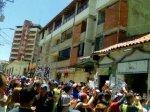 Marcha contra la Represiòn y la liberaciòn de Carlos Pancho Ramìrez Mèrida 18-05-2017 (9)