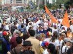 Marcha democrática Mérida 19 de abril 2001720