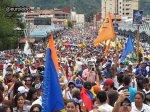 Marcha democrática Mérida 19 de abril 2017