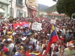 Marcha democrática Mérida 19 de abril 20171