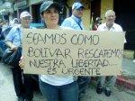 Marcha democrática Mérida 19 de abril 201710