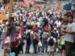 Marcha democrática Mérida 19 de abril 201711