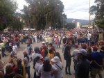 Marcha democrática Mérida 19 de abril 201715
