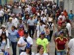 Marcha democrática Mérida 19 de abril 201717