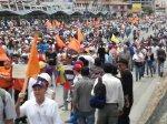 Marcha democrática Mérida 19 de abril 201719