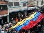 Marcha democrática Mérida 19 de abril 201722