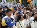 Marcha democrática Mérida 19 de abril 201727