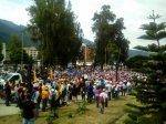 Marcha democrática Mérida 19 de abril 201728
