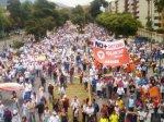 Marcha democrática Mérida 19 de abril 201730
