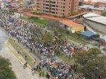Marcha democrática Mérida 19 de abril 20174