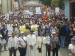 Marcha democrática Mérida 19 de abril 20176