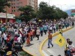Marcha democrática Mérida 19 de abril 20178