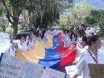 Marcha Médicos Mérida en defensa del Iahula 11 de mayo 2018 (2)