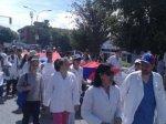 Marcha Médicos Mérida en defensa del Iahula 11 de mayo 2018 (5)
