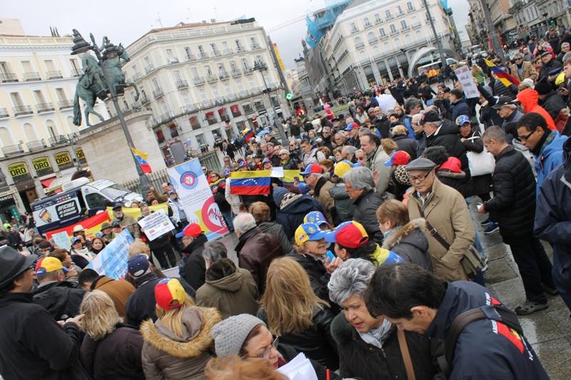 Jubilados venezolanos en el exterior entre la indolencia for Venezolanos en el exterior