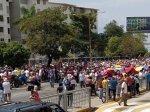 Concentración de apoyo a Juan Guaidó a Venezuela  04-03-2019 (16)