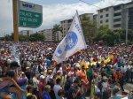 Concentración de apoyo a Juan Guaidó a Venezuela  04-03-2019 (21)