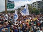 Concentración de apoyo a Juan Guaidó a Venezuela  04-03-2019 (23)