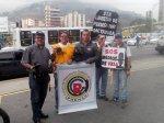Protesta de Periodistas Mérida (1)