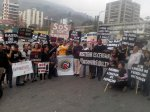 Protesta de Periodistas Mérida (4)