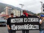 Protesta de periodistas en Mérida 16-03-2016 (10)