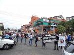 Protesta de periodistas en Mérida 16-03-2016 (11)