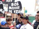 Protesta de periodistas en Mérida 16-03-2016 (13)