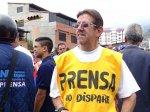 Protesta de periodistas en Mérida 16-03-2016 (3)
