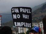 Protesta de periodistas en Mérida 16-03-2016 (4)