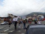 Protesta de periodistas en Mérida 16-03-2016 (6)