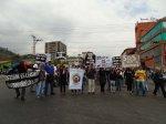 Protesta de periodistas en Mérida 16-03-2016 (9)