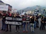 Protesta peridodistas 17 de marzo