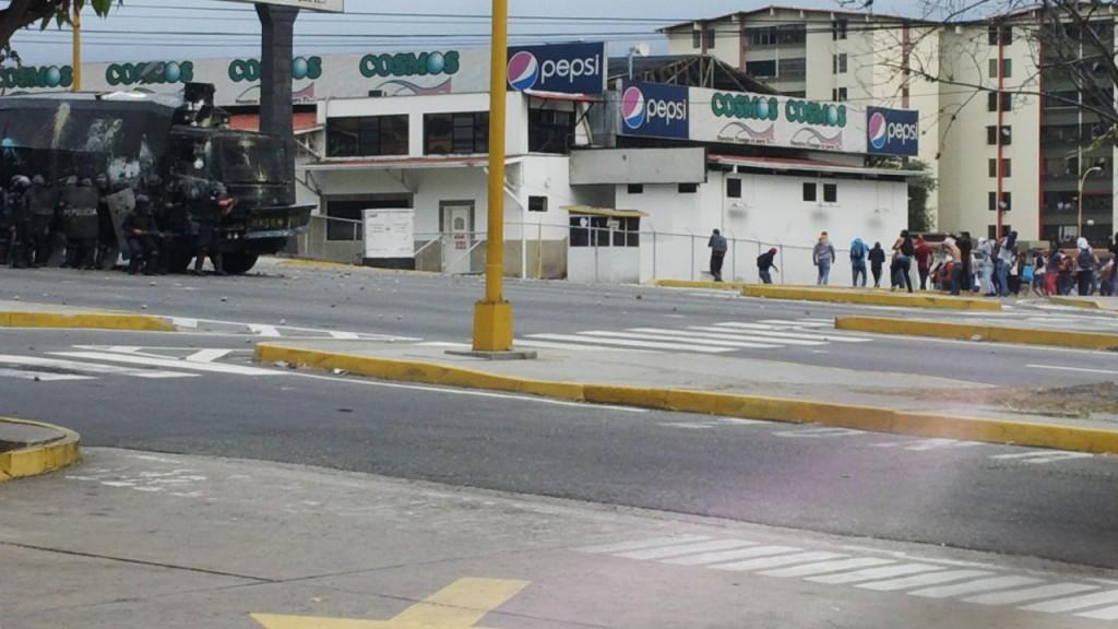 Enfrentamiento Las Americas 1 (2)